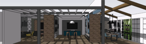 Smart living woonkamers